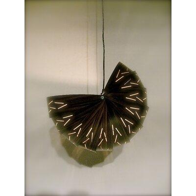 Seed 1 Light Bowl Pendant