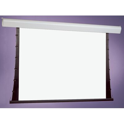 Silhouette Series V Matte White Electric Projection Screen Viewing Area: 96 H x 96 W