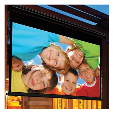 Matte White Projection Screen Size/Format: 100 diagonal / 16:9