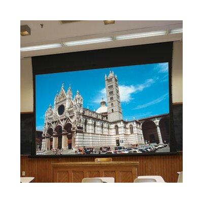See Access XL Series V Grey Electric Projection Screen with Low Voltage Motor More Images