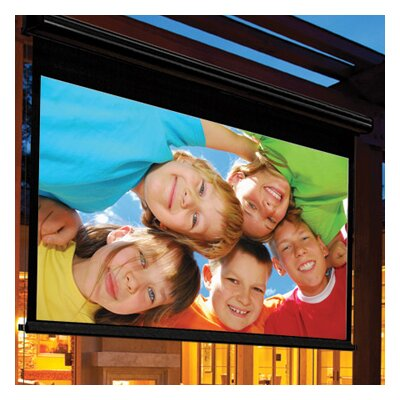 Nocturne Series C Matte White Projection Screen Size/Format: 123 diagonal / 16:10