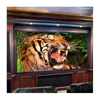 ShadowBox Clarion Grey 113 Diagonal Fixed Frame Projection Screen