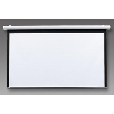 Salara/Series M Matt White 100 Electric Projection Screen