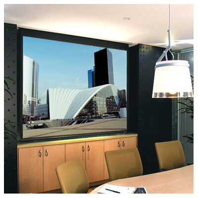 Signature Series E Contrast Radiant Electric Projection Screen Viewing Area: 70 H x 70 W