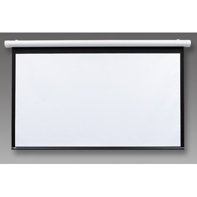 Salara Series M White Manual Projection Screen Size/Format: 100 diagonal / 16:9