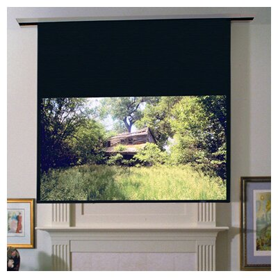 Access Series E Pearl White Electric Projection Screen Size / Format: 107 diagonal / 15:9
