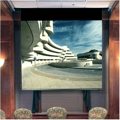 Envoy Matte White Electric Projection Screen Size / Format: 109 diagonal / 16:10