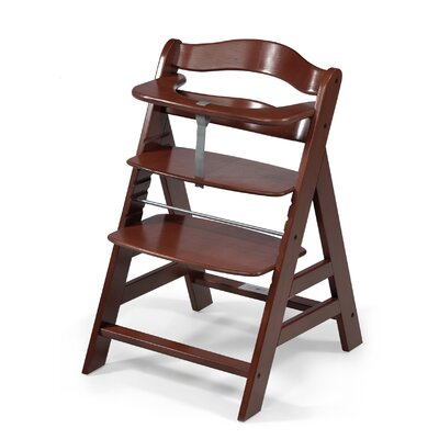 Hauck Alpha High Chair - Color: Walnut at Sears.com