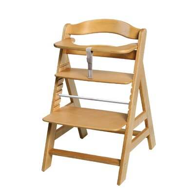 hauck alpha high chair color natural 662984. Black Bedroom Furniture Sets. Home Design Ideas