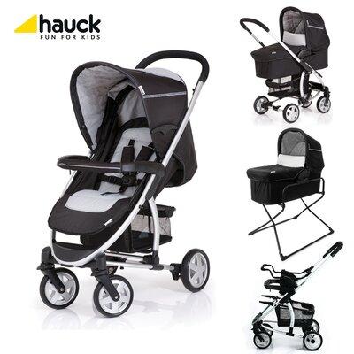 Global Info Hauck Malibu All In One Baby Stroller Set