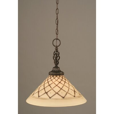 Elegante 1-Light Mini Pendant