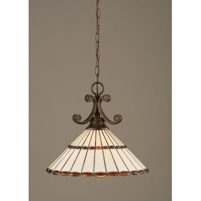 Copeland 1-Light Mini Pendant
