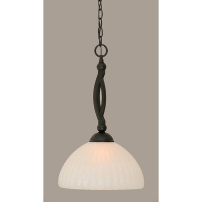 Bow 1-Light Mini Pendant