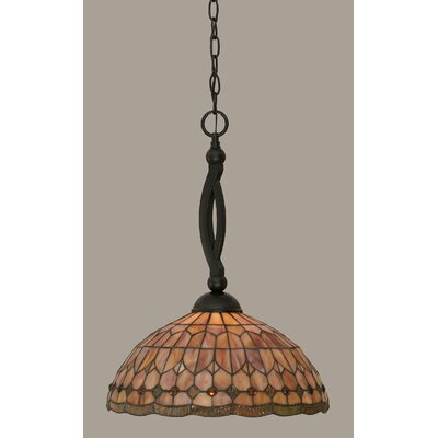 Austinburg 1-Light Steel Mini Pendant