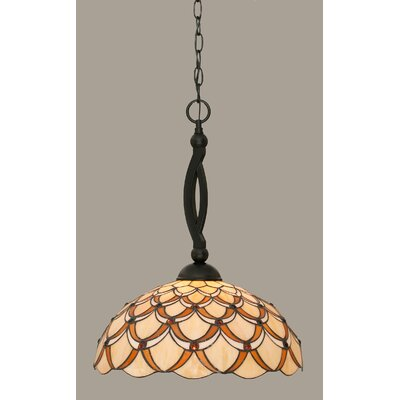 Austinburg Tiffany 1-Light Mini Pendant