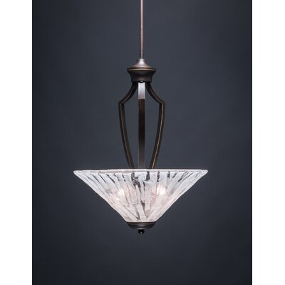 Zilo 3-Light Pendant