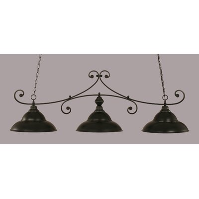 Babin 3-Light Billiard Light