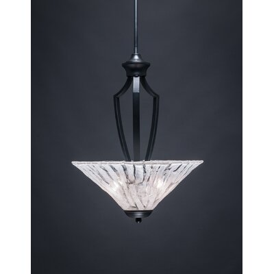 Zilo Bowl Inverted Pendant