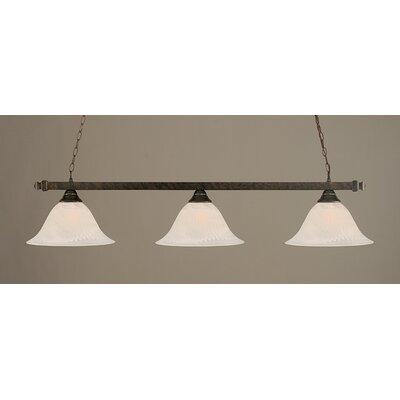3-Light Billiard Light