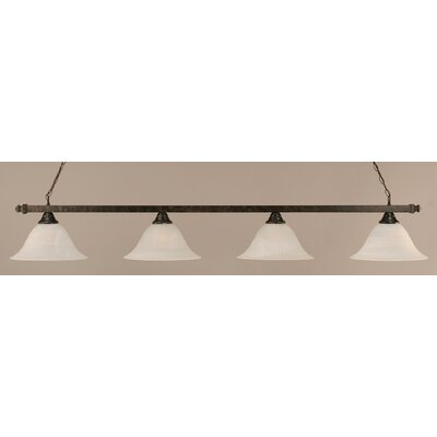 4-Light Pool Table Light