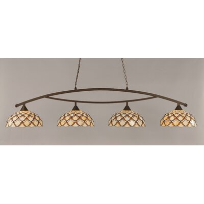 Austinburg 4-Light 150W Billiard Light