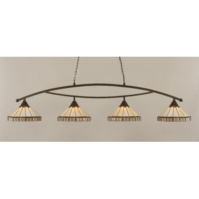 Essonnes 4-Light Kitchen Island Pendant