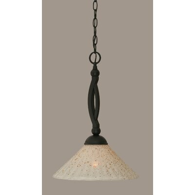 Blankenship 1-Light Metal Mini Pendant