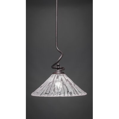 Capri Stem Pendant With Hang Straight Swivel