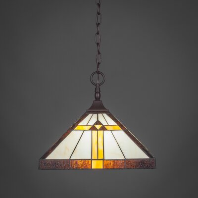 1-Light Mini Pendant Finish: Dark Granite