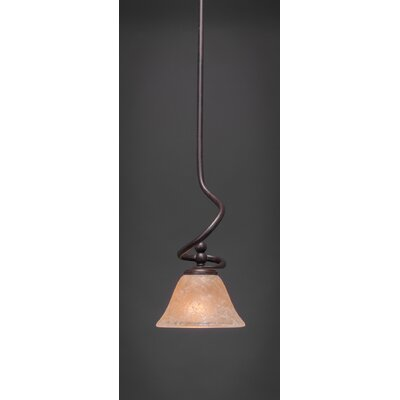 Capri Stem Mini Pendant With Hang Straight Swivel