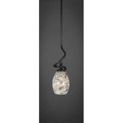 Capri Stem 1-Light Mini Pendant