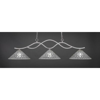 Revo 3-Light Billiard Pendant