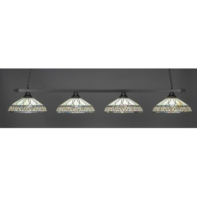 4-Light Billiard Pendant