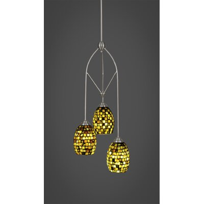 Contempo 3-Light Pendant