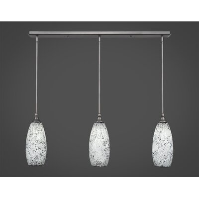 Any 3-Light Kitchen Island Pendant