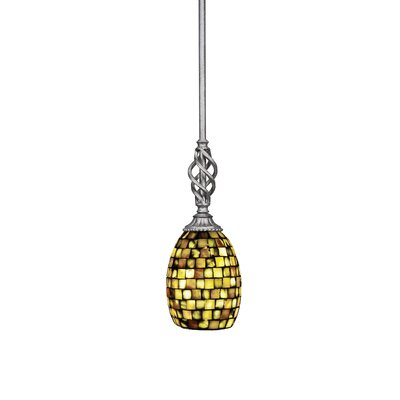 Elegante 1-Light Mini Pendant