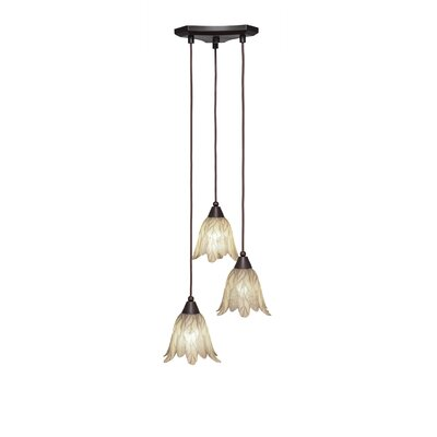 Europa 3-Light Pendant