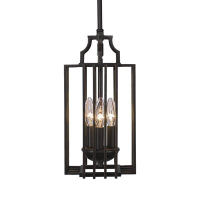 Sky Loft 3-Light Foyer Pendant