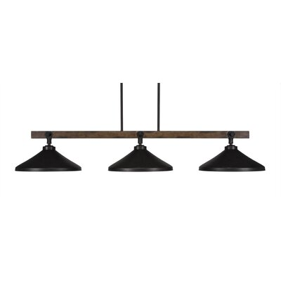 Portland 3-Light Kitchen Island Pendant