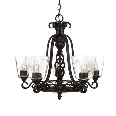 Elegant� 5-Light Candle-Style Chandelier