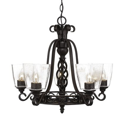 Elegant� 5-Light Candle-Style Chandelier
