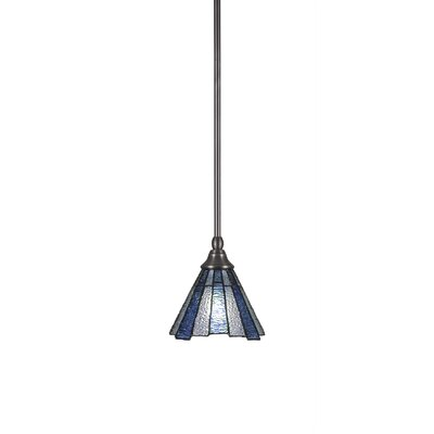 Any 1-Light Mini Pendant Finish: Brushed Nickel