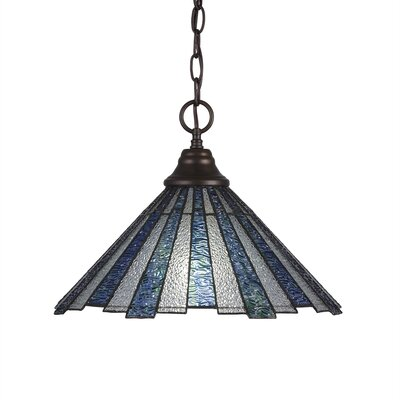 Any 1-Light Mini Pendant Finish: Bronze