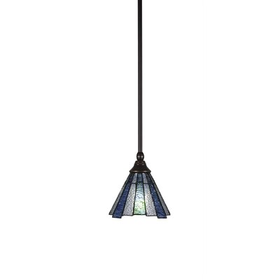 Any 1-Light Mini Pendant Finish: Dark Granite