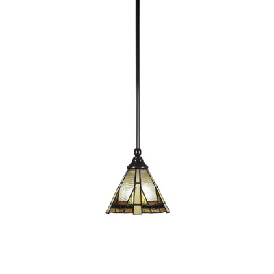 Any 1-Light Mini Pendant Finish: Black Copper