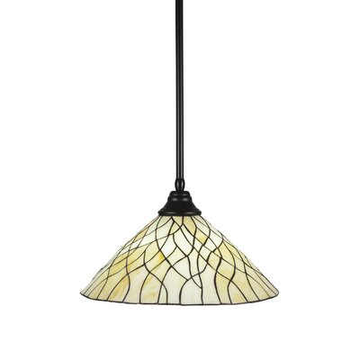 Any 1-Light Mini Pendant Finish: Matte Black