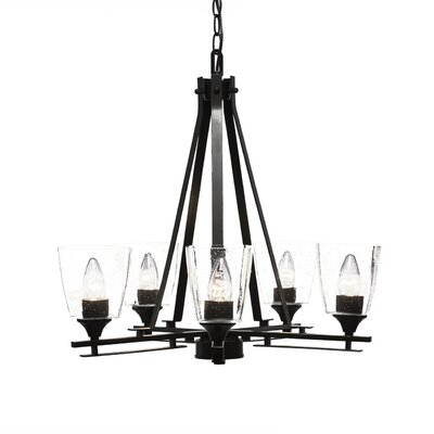 Sinclaire 5-Light Candle-Style Chandelier
