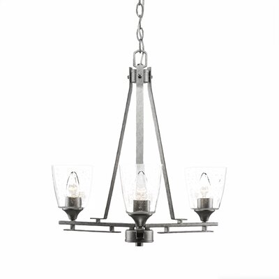 Sinclaire 3-Light Candle-Style Chandelier