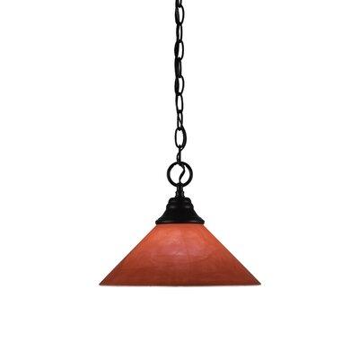 Any 1-Light Mini Pendant Finish: Matte Black