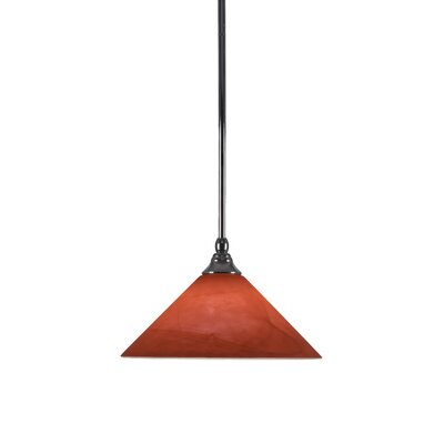 Any 1-Light Mini Pendant Finish: Chrome